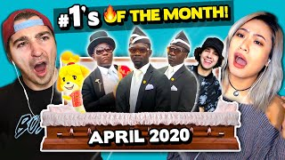 Baixar Adults React To #1 Viral Trends In April 2020 (Coffin Dance Meme, TikTok Naked Challenge & More!)