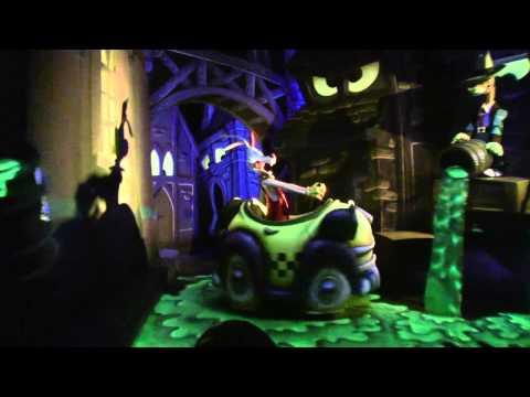 TDL : Roger Rabbit's Car Toon Spin. ロジャーラビット・カートゥーン・スピンposted by Badewelt3p