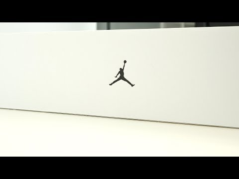 UNBOXING: Michael Jordan's First Sneaker Exclusive as a Player