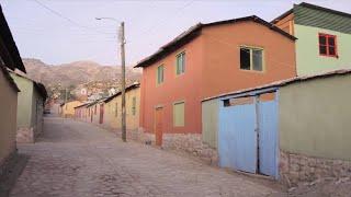 Restauración fachadas Belén | FUNDACIÓN ALTIPLANO