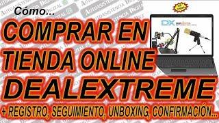 Comprando en Tienda Online DX Dealextreme + Unboxing 😉| ✔️ Autoasistencia Digital