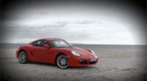 New 2008 Porsche Cayman - by Autocar.co.uk
