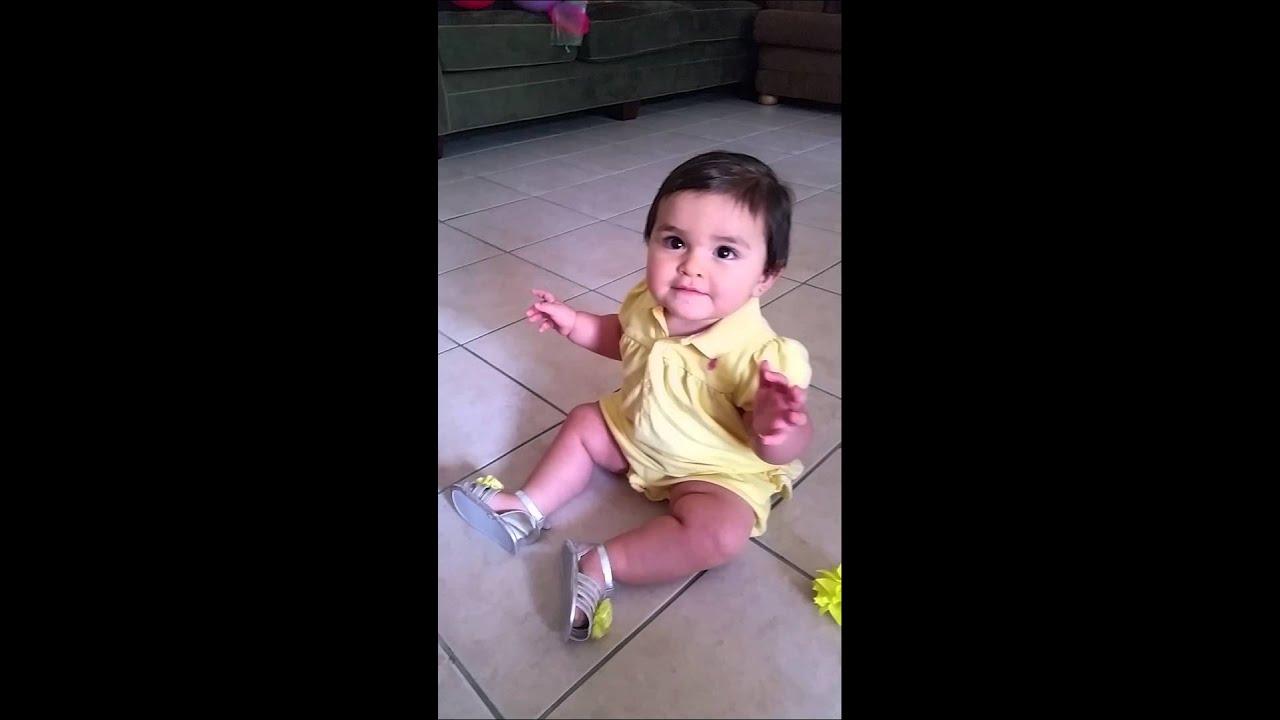 Ni a de 9 meses bailando youtube - Quitar mocos bebe 9 meses ...