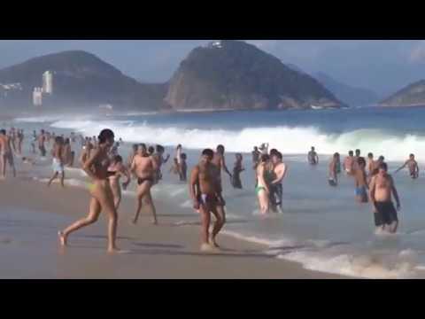 Copacabana Beach, Rio De Janeiro, Ipanema Beach, Brazil, Jericoacoara Beach, Brazil, Бразилия