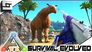 ARK: Survival Evolved - 120 PARACERATHERIUM! Taming... ;) S3E17 ( Gameplay )