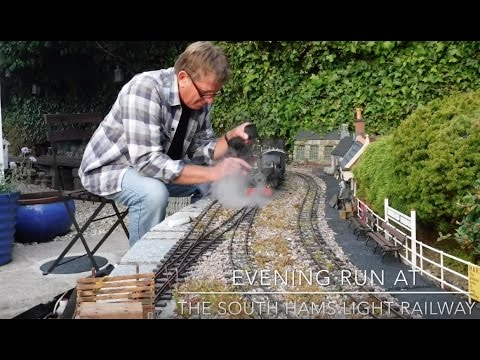 Ace Engineering Works - A Visit to The South Hams Light Railway