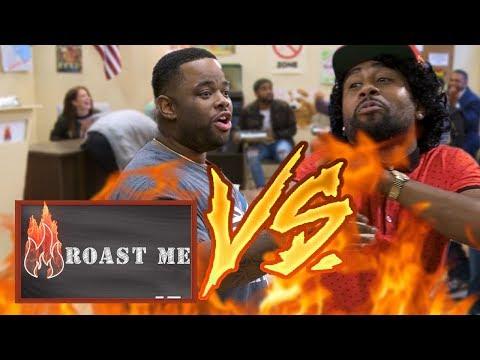 Roast Me | Best Roasts: David Lucas vs. Billy Sorrells