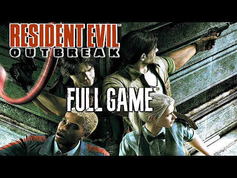 Resident Evil Outbreak HD - Gameplay Walkthrough FULL GAME (4K 60FPS) from YouTube · Duration:  3 hours 41 minutes 59 seconds