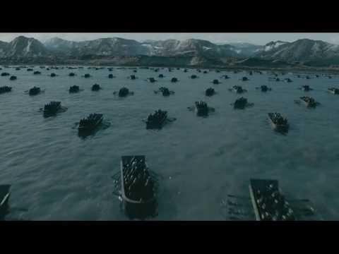 Высадка войск Вещего Олега в Скандинавии
