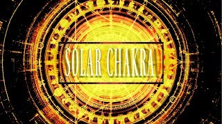 528Hz Solar Chakra - Unstoppable Self-Confidence Meditation Music   Activate Independence Healing