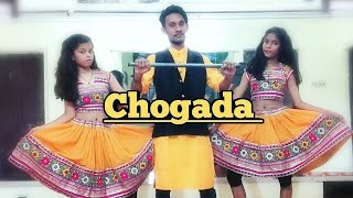 Chogada Tara garba dance choreography!!_Soumya sir Dancaholic!!