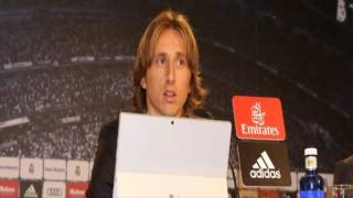 Mas problemas para el Real Madrid, la Fiscalía croata investiga a Modric