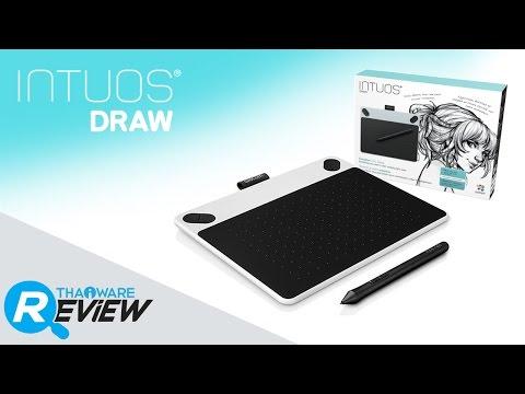 รีวิว Wacom Intuos Draw เมาส์ปากกาครีเอทีฟ สำหรับคนรักการวาดเป็นชีวิตจิตใจ