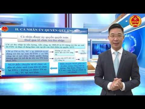 [CỤC THUẾ TP HÀ NỘI] Một số lưu ý khi thực hiện quyết toán thuế TNCN năm 2019