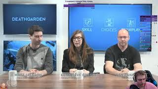 Deathgarden - Перевод стрима разработчиков №1. Что нам ждать от игры в будущем?