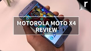 Motorola Moto X4 Review: X gonna give it to you?