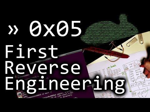 Reversing and Cracking first simple Program - bin 0x05