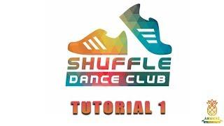 Shuffle Tutorial 1 видео урок 1 видео уроки SHUFFLE   ШАФФЛ   ШАФЛ в Волгограде