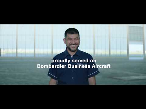 20 years of excellence - Lufthansa Bombardier Aviation Services
