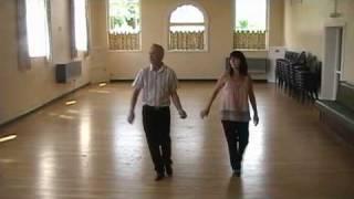 ISLAND CHA CHA  (line dance )