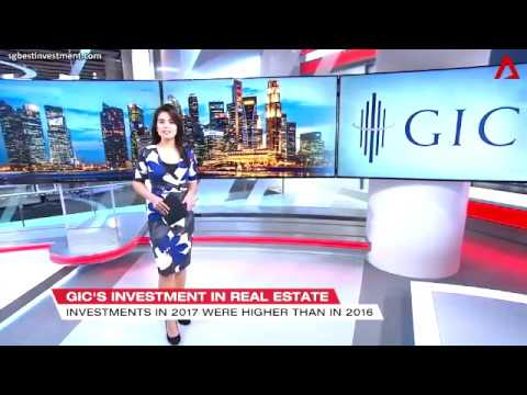 GIC steps up investment in real estate