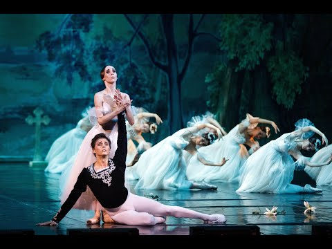Giselle Ballet. Russian State Ballet and Opera House
