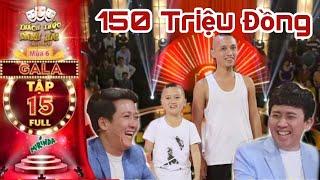 Tam Mao TV thi Thách Thức Danh Hài Mùa 6 | Mao Đệ Đệ Khiến Trấn Thành Trường Giang Cười Té Ghế