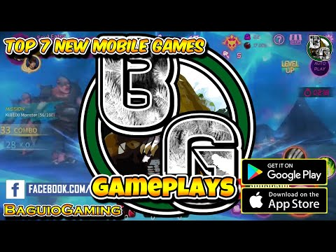 Top 7 New Released Mobile Games Android / IOS November 2019