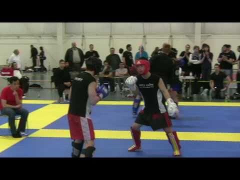 Capital City Championships Edmonton, Alberta 170 lbs. Modified Muay Thai Final