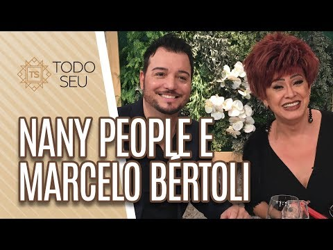 Nany People e Marcelo Bértoli – Todo Seu 040719