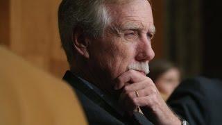 Angus King on Senate silencing Elizabeth Warren