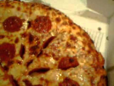 Pizza Review Hungry Howies