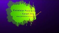Your Paint & Carpet Destination - Excelsior Paint & Design - Carpet One - Excelsior, MN
