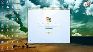 Gambar cover how to download and  install  ms office 2007 full version free ||  without product/serial  key   ||
