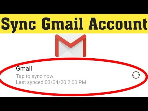 How To Fix Sync Error In Gmail Account In Android || Account Not Synced Gmail