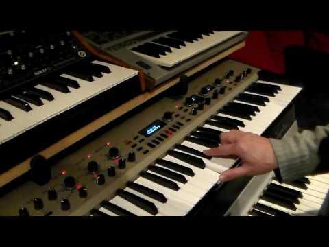 "KINGKORG turns into ""Berlin School of electronic music"" (homage to Tangerine Dream)"