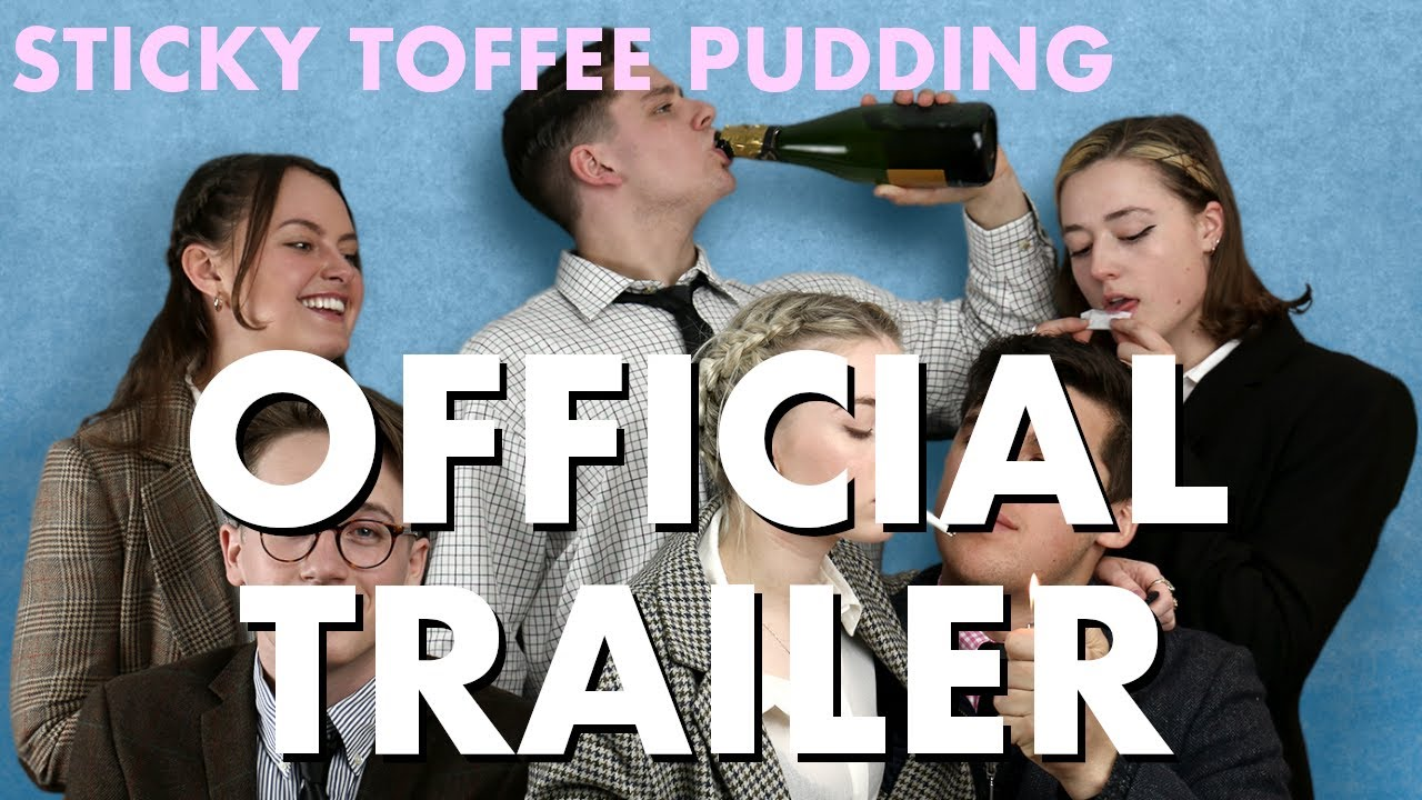 Movie of the Day: Sticky Toffee Pudding (2020) by Harvard John