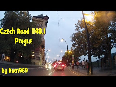 Czech Roads (148.) - EVENING PRAGUE