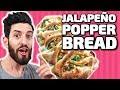 Jalapeño Popper Bread!!!
