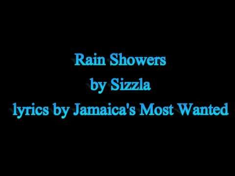 Rain Shower - Sizzla  - Lyrics 2016