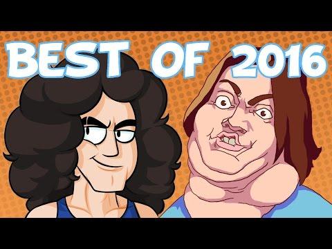 Best of Game Grumps 2016 MEGA Compilation - 5 Hours