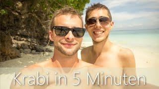 Krabi in 5 Minuten | Reiseführer | Die besten Sehenswürdigkeiten