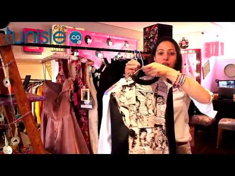 TUNISIE.co : Mademoiselle C, nouveau concept store dédié à la femme, à la mode et au design