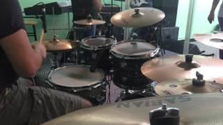 new drum cover remoliniando and cuando pienzo en lo mucho 👍👍