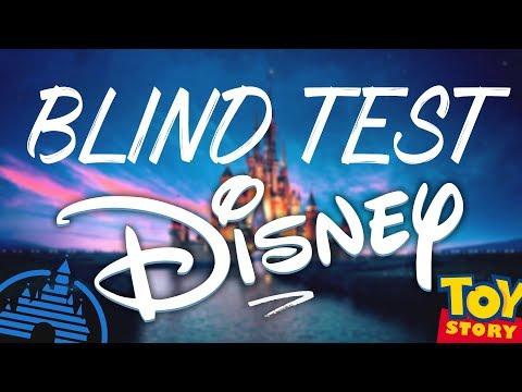LE BLIND TEST DISNEY! (40 TITRES)