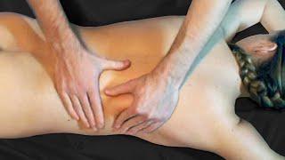Разминание. Уроки классического массажа. Kneading. Lessons of classical massage(Разминание. Уроки классического массажа. Kneading. Lessons of classical massage. ▻▻▻Разминание, это основной приём в любом..., 2016-06-06T17:32:06.000Z)