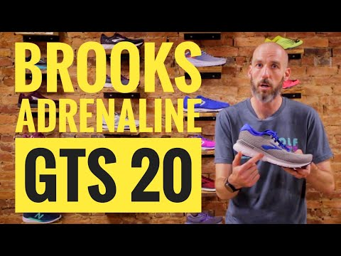 Brooks Adrenaline GTS 20 Review | 2019