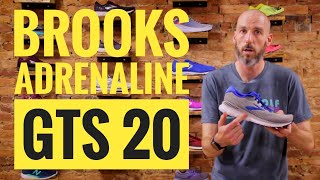 Brooks Adrenaline GTS 20 Review | 2019