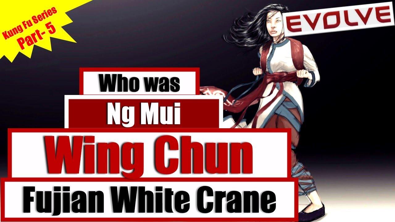 Download Who Was Ng Mui | Wing Chun | Fujian White Crane | Brief History (HINDI Audio)