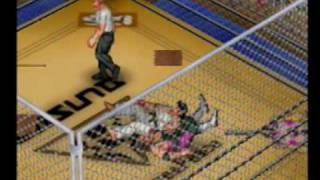 Fire Pro Wrestling Returns - Gameplay - PS2